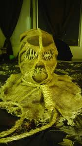 Scarecrow Mask 82 Best Scarecrow Mask Images On Pinterest Halloween Stuff