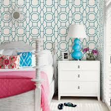 a street 56 4 sq ft summer teal trellis wallpaper 2744 24150