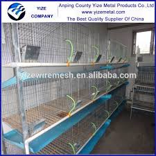wholesale alibaba rabbit hutch designs rabbit battery wire cages