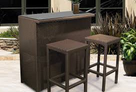Patio Furniture Bar Height Bar Awesome Outdoor Bar Furniture Pallet Bar Table For The