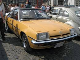 opel manta 1974 1975 opel manta information and photos momentcar