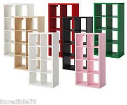 libreria kallax ikea libreria 8 posti verticale kallax 77x147x39 cm ebay