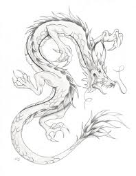 chinese dragon by rshaw87 on deviantart