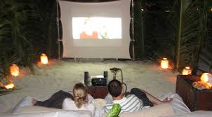 movie night on the beach at constance moofushi maldives loversiq