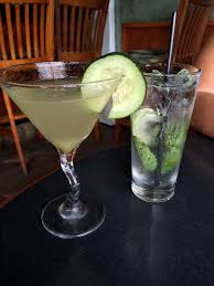 martini cucumber suds and spirits coastal