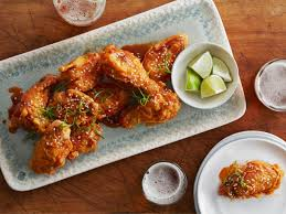 Food Network The Kitchen Recipe Countdown To The Big Game Winning Wing Recipes For A Crowd Fn