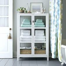 Bathroom Towel Storage Bathroom Towel Storage Shelves Kraal White Cabinet Crate And