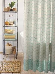 India Shower Curtain Indian Block Print Shower Curtain Everything Turquoise