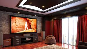 slate residential projector screens 5 series fixed