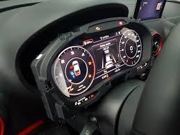 audi a3 dashboard 2015 audi a3 retrofitted with virtual cockpit other facelift
