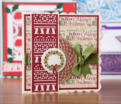 Paper Craft Christmas Cards - 323 best xmas cards tonic images on pinterest tonic cards