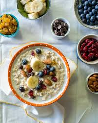 toppings bar 14 ideas for your oatmeal topping bar tasty easy healthy