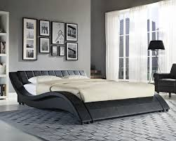 Bed Frame Designer Modern Bed Frame Designs The Harmonious And
