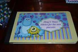 monsters inc baby shower ideas s inc baby shower party ideas photo 7 of 27 catch my party