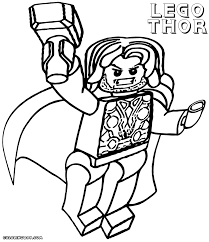 thor coloring pages coloring pages to download and print