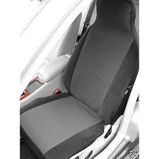 housse de siege 4x4 fiat panda 4x4 housse de siège gris gris anthracite 2 sièges