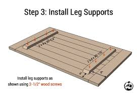 Free Diy Table Plans by Monastery Dining Table Free Diy Plans Rogue Engineer