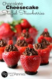 Festive Chocolate Covered Strawberries Omg Easy Recipes On Stuffed Strawberries Chocolate Cheesecake And