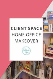 client space home office makeover blog home organisation the