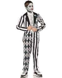 scary costume sinister clown tuxedo boys scary costume costume zoo
