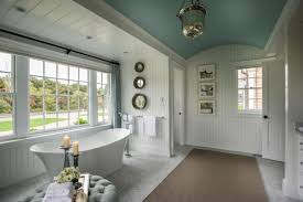 Bathroom Bay Window Captivating Gray Bathroom Ideas Country French Also Large Bay