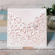 wedding invitations laser cut laser cut wedding invitations obniiis