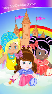 baby doll dress up games android apps on google play