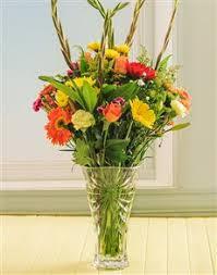 Crystal Flower Vases Buy Crystal Vases Flowers Online Netflorist Same Day Delivery