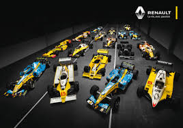 renault f1 classic days