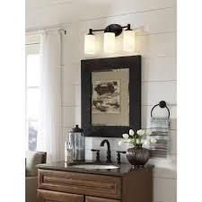 Best Vanity Lighting Images On Pinterest Bathroom Ideas - Home depot bathroom vanity lighting