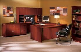 U Office Desk U Shaped Office Desk With Hutch Deboto Home Design Best U