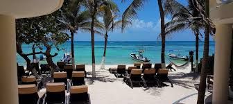 beachfront hotels in playa del carmen playa palms boutique hotel