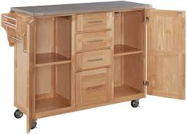 kitchen carts kitchen island ideas pics crosley furniture natural
