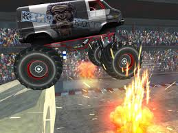 monster truck rally videos monster truck jam simulator extreme stunts android apps on