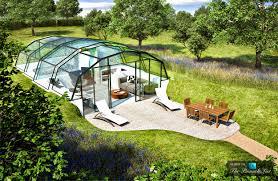 photon space u2013 imagining an all glass modular home