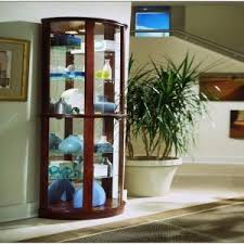 Modern Corner Curio Cabinet Modern Corner Curio Cabinet Cabinet Home Decorating Ideas