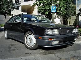1990 maserati biturbo maserati biturbo 2 24v témoignage auto forever
