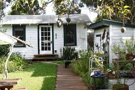backyard cottage the cottages of cortez sarasota magazine