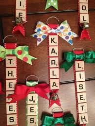 personalize ornaments ornament holidays and felt