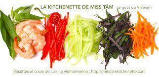 cours de cuisine vietnamienne la kitchenette de miss tâm accueil