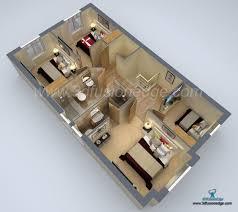 Floor Plans 3d 3d Floor Plan 3d Architectural Rendering