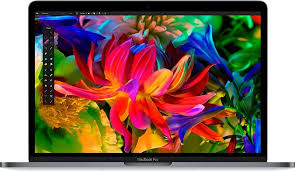 flower pro thunderbolt 3 ports on right side of 13 inch macbook pro