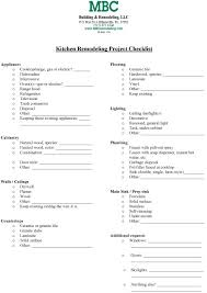 home design checklist impressive kitchen renovation checklist with additional home