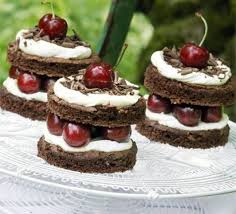 black forest gateau recipe bbc good food