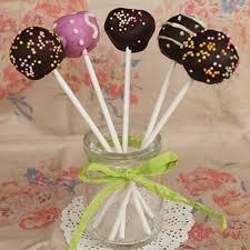 wholesale lollipop sticks white pop sucker sticks chocolate cake candy lollipop