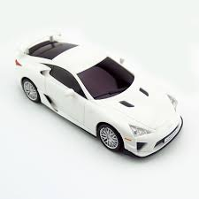 buy a lexus lfa aliexpress com buy licensed 1 24 rc car model for lexus lfa