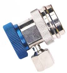 amazon com robinair 18190a r 134a low side service coupler with