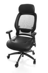 fauteuil bureau dos chaise confortable pour le dos idées décoration intérieure