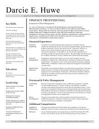 Compliance Analyst Resume Sample by Darcie Huwe Financial Analyst Resume 10 21 14