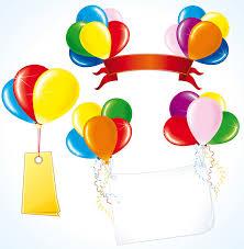 free balloons vector festive balloon free vector 4vector